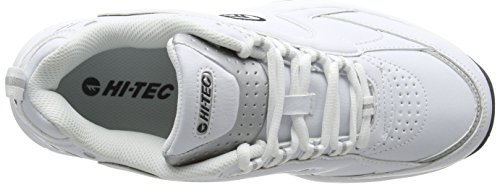 Hi-Tec Herren Blast Lite Hallenschuhe Blanc (White 011)