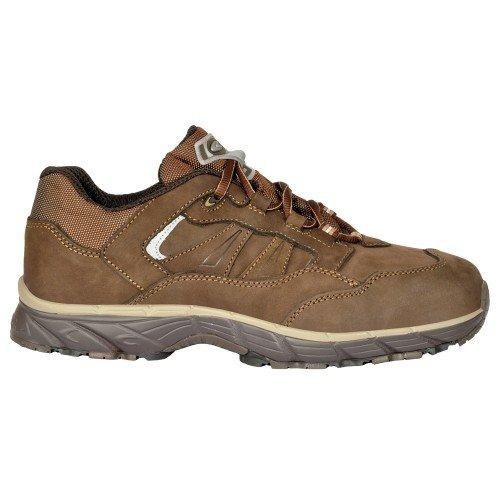 Cofra, 40-JV028000-38, Scarpe di sicurezza Nuovo fantasma Brown S3 SRC lavoro Volare JV028-000 scarpe da ginnastica, taglia 38, marrone