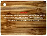 Cutting board. (Make Aplomb Works) Teak-...