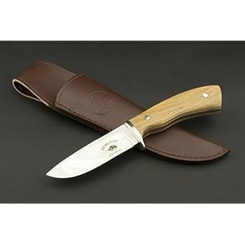 ED MAHONY Beaver Hunter Jagdmesser, 440c