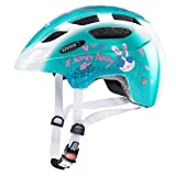 Uvex Finale Junior Kinder Fahrrad Helm Gr. 51-55cm grün/weiß 2019