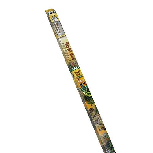 JBL 61655 Spezial Terrarienleuchtstoffröhre für Wüstentiere, Solar, 104.7 cm, 38 W, Solar Reptil Sun T8