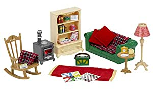 Sylvanian Families Cosy Living Room Set