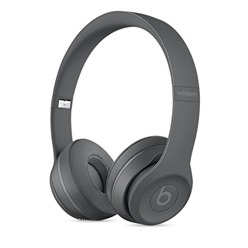 "Beats by Dr. Dre MPXH2ZM/A ""Solo 3 Wireless Asphalt Gray"" Bluetooth Kopfhörer"