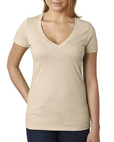 Next Level - T-shirt - Femme crème