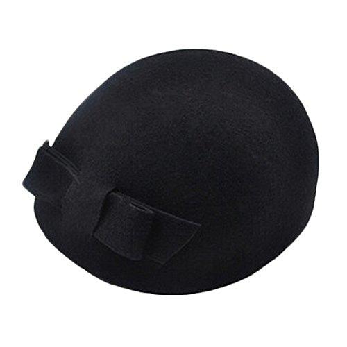Blancho Mesdames Belle Beret Hat Style Britannique de la Mode Chapeau