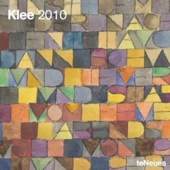 2010 Klee Grid Calendar