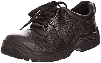 Dickies Men's Clifton Safety Shoes FA13310 Black 3 UK, 36 EU Regular