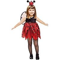 My Other Me Me-201312 Insectos Disfraz de mariquita hada para niña 1-2 bea843398d2