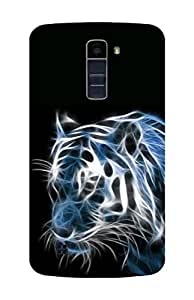 Cell Planet's High Quality Printed Designer Back Cover For LG K10
