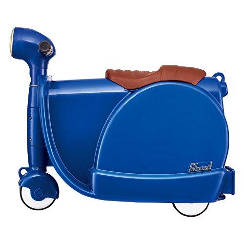 Skoot Moto Valigia per Bambini, Skoot, Blu, 13 Litri, 46 cm