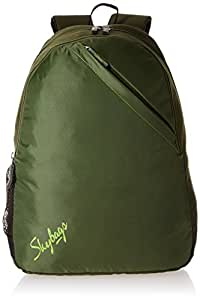 Skybags Brat 22 Ltrs Olive Casual Backpack (BPBRA3OLV)