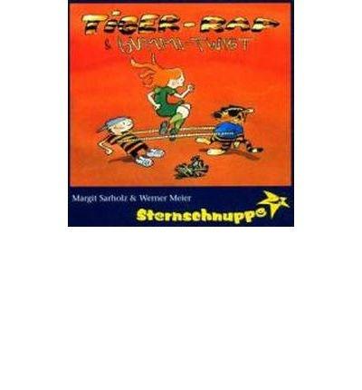 Tiger-Rap und Gummi-Twist. CD: Eine Einladung zum Kinderfest mit witzig-spritzig-fetzig-frechen Liedern zum Rappen, Hotten und Rocken f?r hei?e Socken (Audio disc)(German) - Common