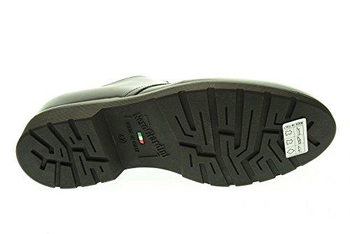 BLACK JARDINS chaussures homme A503700U lacé / 100 Nero
