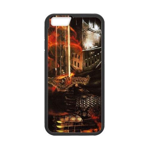 Dark Souls coque iPhone 6 Plus 5.5 Inch Housse téléphone Noir de couverture de cas coque EBDXJKNBO15395