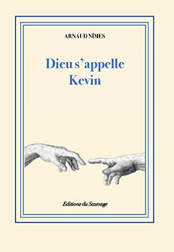 Couverture du livre Dieu s'appelle Kevin