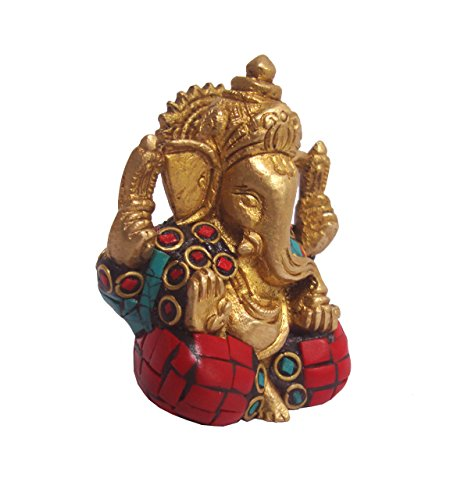 Aesthetic-Decors-Ganesh-Sitting-with-Stone-Work