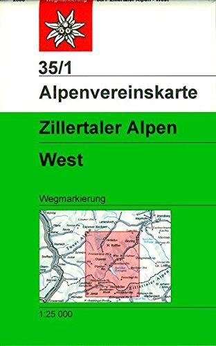 Zillertaler Alpen West