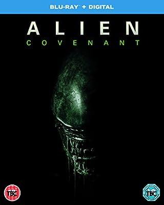 Alien Covenant [Blu-ray] [2017]