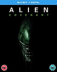 Alien Covenant [Blu-ray] [2017]