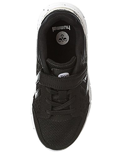 Hummel Crosslite Jr Sneaker Black Noir - Noir