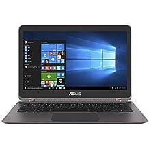 """Asus - Zenbook flip ux360ua-c4154t 2.3ghz i5-6200u 13.3"""" 1920 x 1080pixeles pantalla táctil oro - ordenador portátil (híbrido (2-en-1), oro, convertible (carpeta), i5-6200u, intel core i5-6xxx, socket b2 (lga 1356))"""