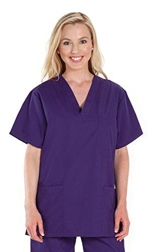 NCD Medical/Prestige Medical 302-GRP-3X Scrub Top