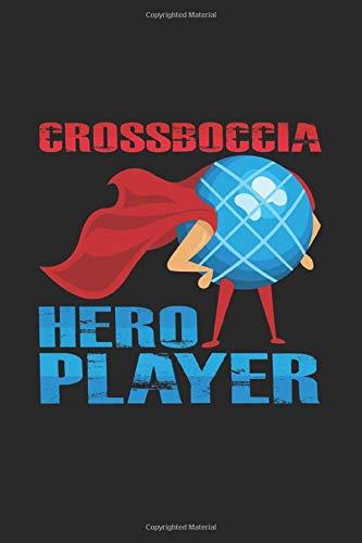 Crossboccia hero player: 6x9 BocciaCrossbocia   lined