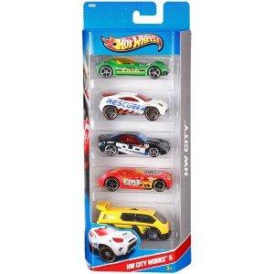 Hot Wheels Ferrari 5-série W4241 cadeaux