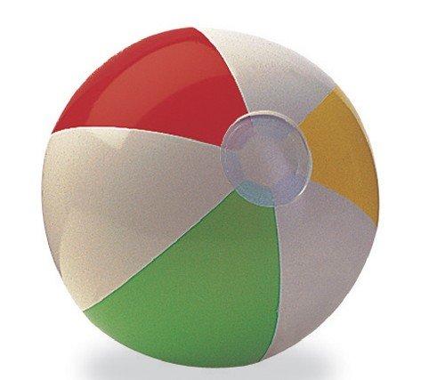 Kinder Wasserball 3farbig-bunt 41cm Durchmesser- Kinder- Ball Wasserball l