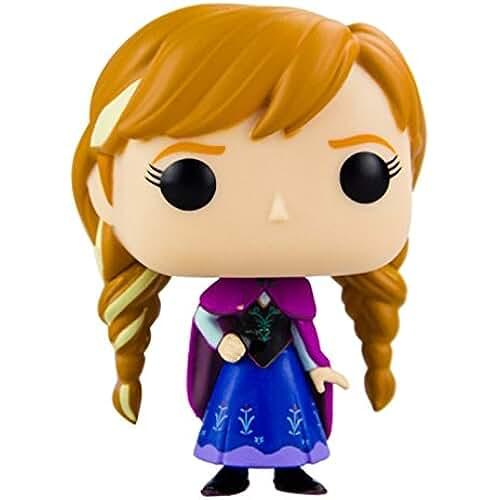 munecos pop kawaii FUNKO Pop! Disney Frozen Anna Figura de vinilo 81