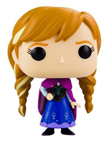 FUNKO Pop! Disney Frozen Anna Figura de vinilo 81