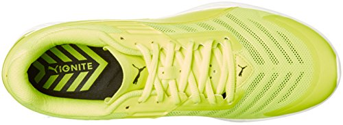 Puma IGNITE v2, Chaussures de course homme Amarillo - Gelb (safety yellow-puma Black 11)