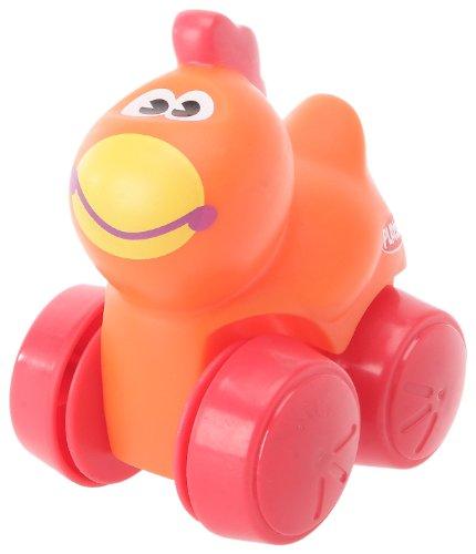 Imagen principal de Hasbro Playskool Wheel pals Animalitos blanditos Gallina - Animal de juguete con ruedas