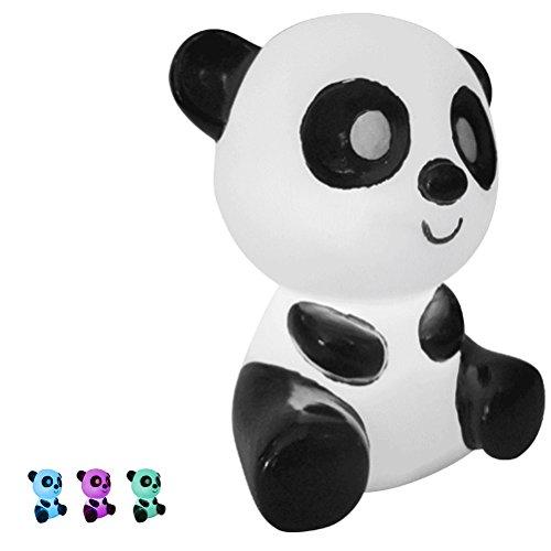 Nachtlicht in Form von Petit Panda–LED, mehrfarbig (Petite Panda)
