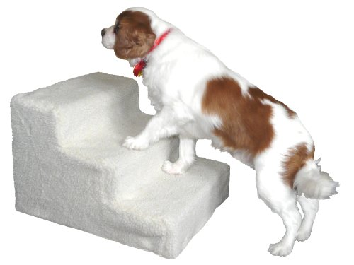 Good Ideas Doggy Steps (709) Doggie / Pet steps ideal for older or smaller dogs