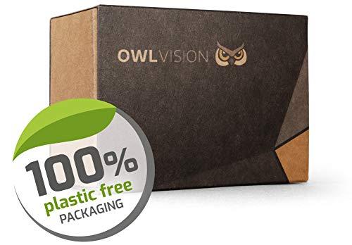 OWL VISION Fahrradklingel Hoot – Cymbal black - 7