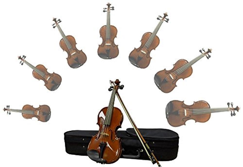 Sinfonie24 Geige/ Violine für Kinder/Schüler aus Hamburger Geigenbau Manufaktur (Basic I) (1/8)