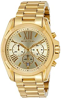 Michael Kors Reloj analogico para Mujer de Cuarzo con Correa en Acero Inoxidable MK5605 (B006IWDWGS) | Amazon price tracker / tracking, Amazon price history charts, Amazon price watches, Amazon price drop alerts