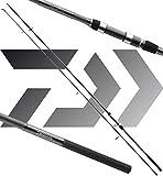 Daiwa Emblem Carp Spod 3.90m 5.0lbs, 2tlg. - Karpfenrute + 1 DAM Stirnlampe gratis