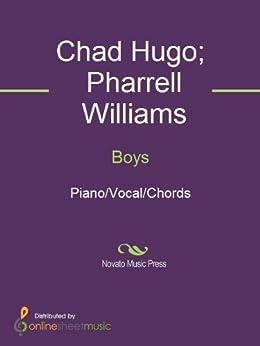 Boys von [Britney Spears, Chad Hugo, Pharrell Williams]