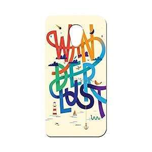 BLUEDIO Designer Printed Back case cover for Motorola Moto G2 (2nd Generation) - G5553