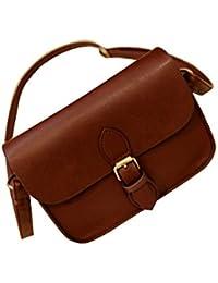 Sac à main, LHWY sac à bandoulière femme bandoulière épaule sacs en cuir