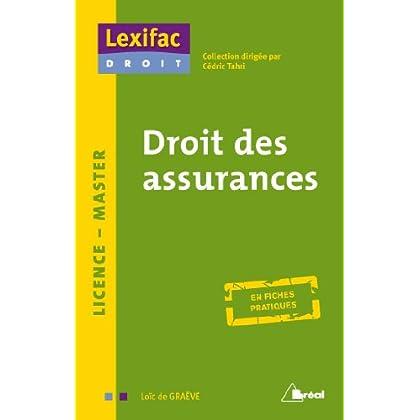 Droit des assurances - Lexifac