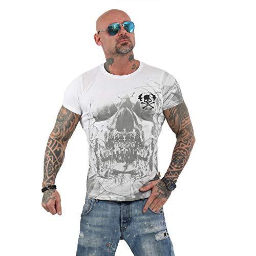 Yakuza Herren Cyber Death T-Shirt