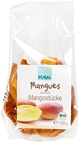 Pural Mangues Séchées Bio 100g