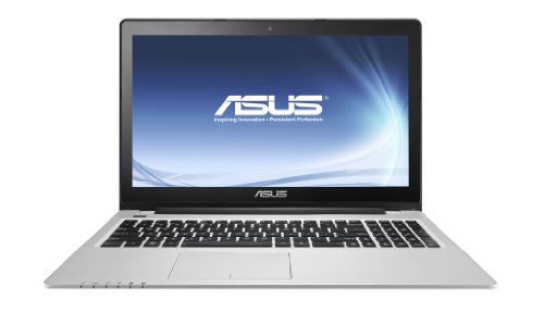 ASUS VivoBook S550CA 15.6-inch Touchscreen Notebook (Silver) - (Intel Core i3 3217U 1.8GHz Processor, 6GB RAM, 750GB HDD, DVDSM DL, LAN, WLAN, BT, Webcam, Integrated Graphics, Windows 8)