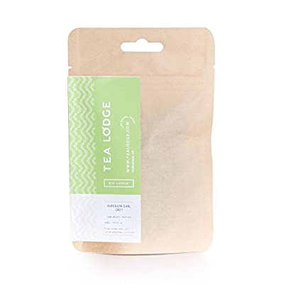 Thé Rooibos Vanille Classic Bio Pochette 100G - Tealodge