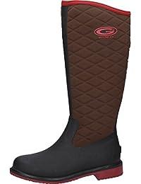 GRUB'S® Hightech-Stiefel - Gummistiefel Frostline 5.0, Größe 41, Farbe: braun
