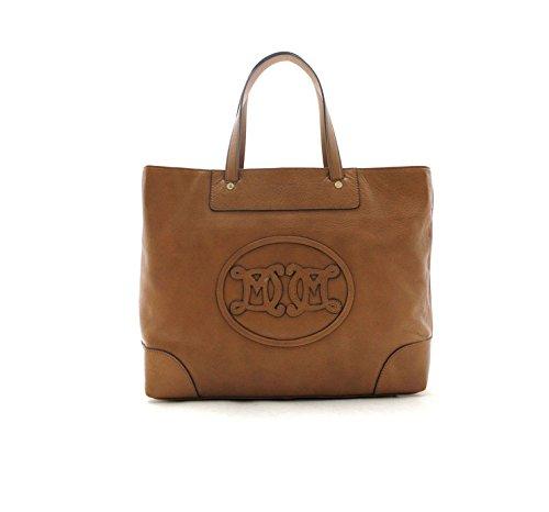 Sac à main shopping Mac Douglas de la collection Rhodes-Initiales en cuir